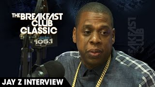 Video The Breakfast Club Classic - Jay Z Interview 2013 MP3, 3GP, MP4, WEBM, AVI, FLV Mei 2018