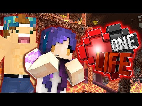 SO MANY Nether Deaths W/ Joey | Ep. 2 | One Life Minecraft SMP