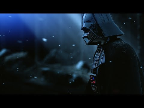 Star Wars Darth Vader - (Linkin park: Castle of glass)