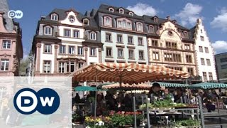 Mainz Germany  city images : Mainz - The Romans, Gutenberg and Carnival | Discover Germany