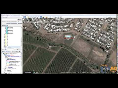 Tutoriales SIG - Manejo Del Google Earth