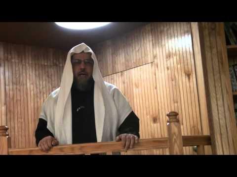 من هم أولياء الله؟ خطبة الجمعة للشيخ وليد المنيسي