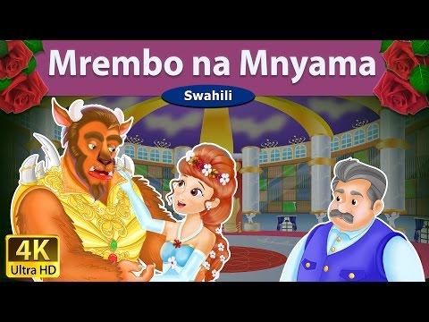 Mrembo na Mnyama - Hadithi za Kiswahili - Katuni za Kiswahili - 4K UHD - Swahili Fairy Tales