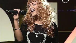 Yo Soy Christina Aguilera impresionó al Jurado con su gran voz [YO SOY KIDS] 29-06-2014