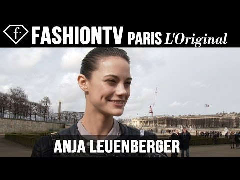 fashiontv - http://www.FashionTV.com/videos MODEL TALK - Anja Leuenberger talks to FashionTV about her personal style. For franchising opportunities with FashionTV, CONTACT US: http://www.fashiontv.com/contac...