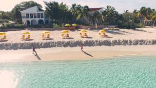 A true tropical oasis, Malliouhana is set on 25 acres of lush gardens that merge with one and a half miles of pristine white-sand beaches. - More details: ...