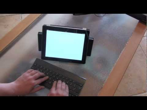 Review: Logitech Tablet Keyboard (for iPad)