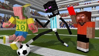 Video Monster School: World Cup 2018 - Minecraft Animation MP3, 3GP, MP4, WEBM, AVI, FLV Juli 2018