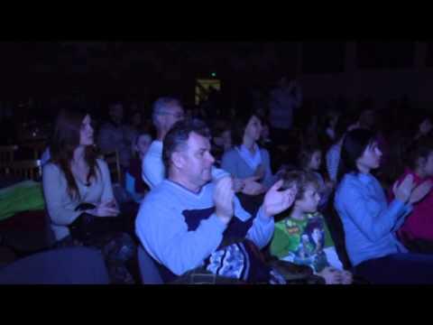 Galiba - Report z koncertu na Kračúni 2014 v BTV