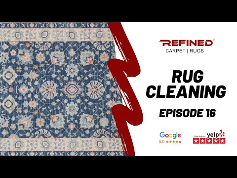 Area Rug Cleaning Aliso Viejo I 714.465.5377 I Refined Rug Restoration