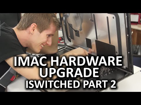 Imac - After using the new iMac as my daily driver for a few weeks, I decided it needed a bit of a hardware upgrade. But did my PC hardware experience translate ove...