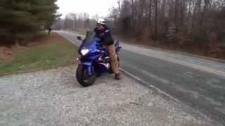 6. 2007 Yamaha YZF600R