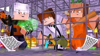 Minecraft: SALVE O BEN 10 ANTES QUE... ‹ Ine › Video