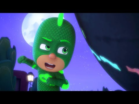 PJ Masks Full Episodes | GEKKO AND THE ROCK OF ALL POWER | 1 Hour | PJ Masks Official #101