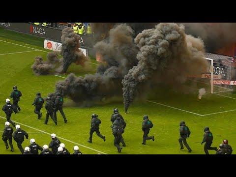 Fußball-Bundesliga: Gründungsmitglied HSV steigt er ...