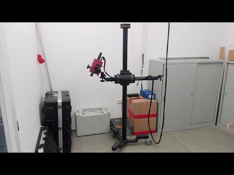 삼차원 측정기 ATOS Comact Scan 2M 2013