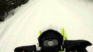 9. 14 Ski-doo Freeride 137 Top Speed