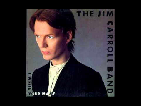 Jim Carroll sweet jane video