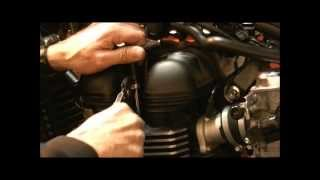 5. Delboy's Garage, How To;- Triumph Air Injection Removal