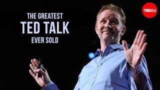 Video The greatest TED Talk ever sold - Morgan Spurlock MP3, 3GP, MP4, WEBM, AVI, FLV Oktober 2018
