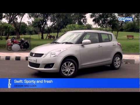 Maruti Swift vs Fiat Punto Car Comparison Video Review by CarToq.com
