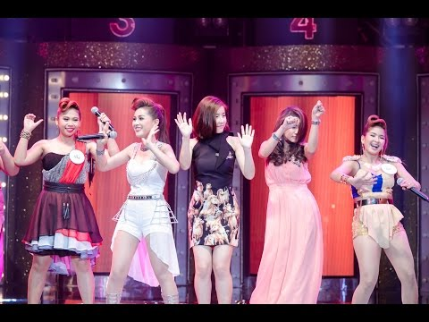Ca sĩ giấu mặt Thailand - phần 6