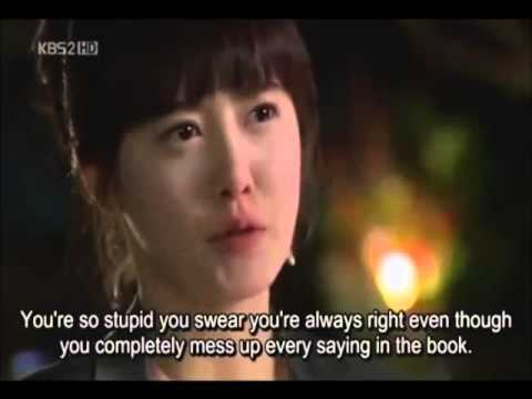 School 2015 - Go Eun Byul 's punishment [cut ep.13] - Thời lượng: 70 giây.