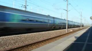 Video 30 High-Speed Trains in 5 minutes± (TGV, Thalys, Eurostar, ICE-3) MP3, 3GP, MP4, WEBM, AVI, FLV Juli 2017