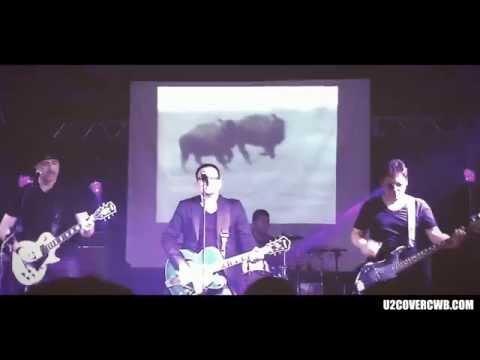 U2 COVER CWB ONE ao vivo em Garça- SP