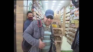 #الجزائر_العاصمة / خرجات ميدانية لتفقد مدى احترام البروتوكول الصحي