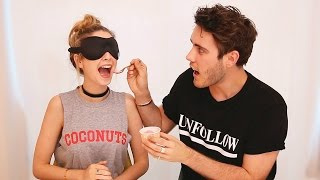 Video ZALFIE ICE CREAM TASTE TEST MP3, 3GP, MP4, WEBM, AVI, FLV Juli 2018