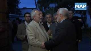 عبد الإله بنكيران يستقبل الفصائل الفلسطينية