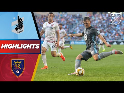 Video: Minnesota United FC vs. Real Salt Lake | HUGE Game for the Western Conference Playoffs | HIGHLIGHTS
