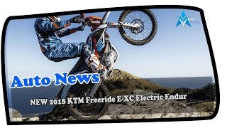 9. MUST WATCH !!!NEW 2018 KTM Freeride E XC Electric Enduro - Comes With A Significant Change