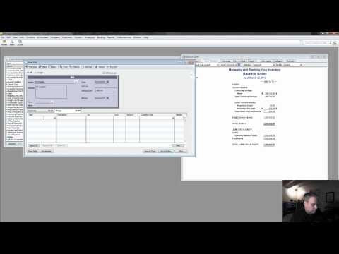 How to record your inventory purchases in QuickBooks