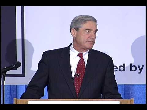 cyber terrorists - FBI Director Robert Mueller focuses on the use of cyberspace by criminals and terrorists. Discussing the FBI's highest priorities, he points out the necessit...