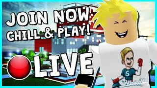 • MURDER MYSTERY MADNESS!?   ROBLOX LIVESTREAM   COME HANG OUT!