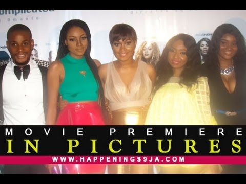 IN PICTURES: Single, Married & Complicated Starring Yvonne Nelson & John Dumelo