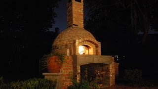 Video How to Build a Brick Wood Fired Pizza Oven/Smoker Combo MP3, 3GP, MP4, WEBM, AVI, FLV Agustus 2018