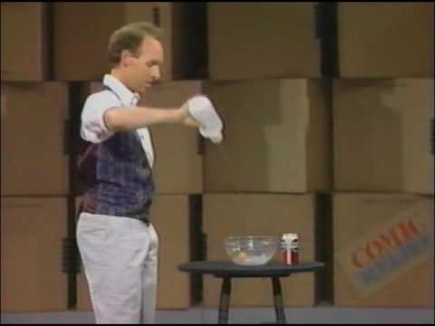 1980's Stand Up Magic Comedy