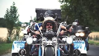 Video Luděk Folkman a Vláďa Šafránek - Motorkářská - oficiální videokl