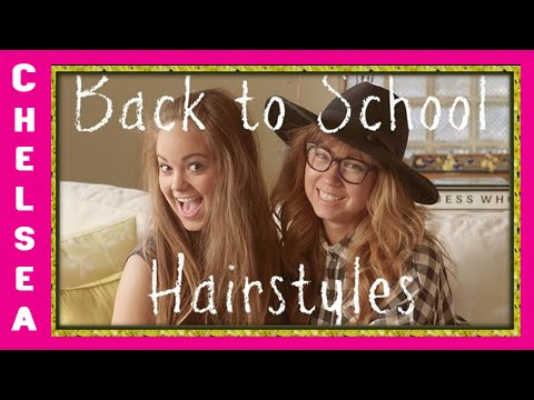 school - Yay! Easy and quick hairstyles that you can do on the go, or right before you gotta catch the bus! I hope these hair looks helped you in choosing how you wanna frame your beautiful face this...
