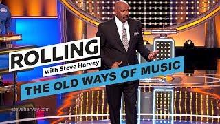 Video The Old Ways of Music   Rolling With Steve Harvey MP3, 3GP, MP4, WEBM, AVI, FLV September 2019