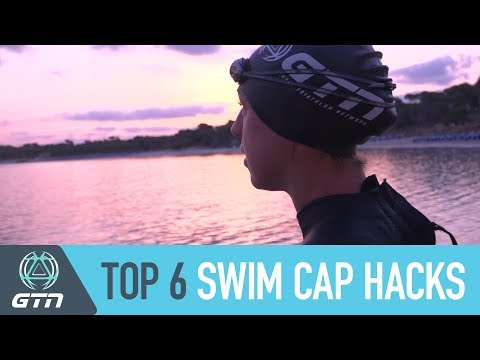 Top 6 Swim Cap Hacks   Wear Your Swim Cap Like A Pro