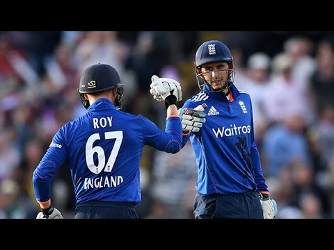 1st ODI, Sri Lanka vs England, 2016 - Highlights