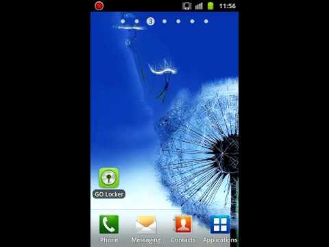Video of Galaxy S5 Go Locker HD
