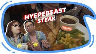 Video STEAK HYPEBEAST SUPREME !! MP3, 3GP, MP4, WEBM, AVI, FLV April 2019