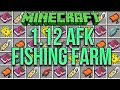 Minecraft 112: AFK Fishing Farm Tutorial (From Hermitcraft)