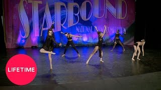 """Watch the Junior Elites' full group dance at the Starbound National Talent Competition from Season 7, Episode 14, """"Same Old..."""