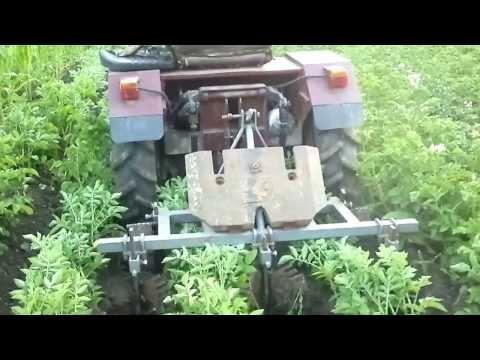 Минитрактора для огорода своими руками